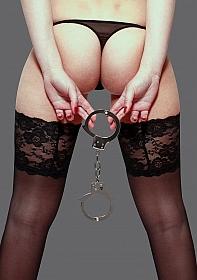 Beginner's Handcuffs - Metal