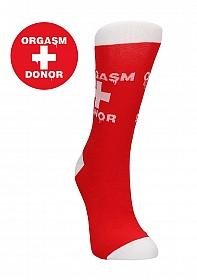 Orgasm Donor - 36-41