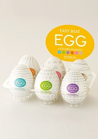 Egg - 6 Colors Pack
