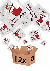 Funny Condom - Let me fill your Christmas Stocking Pack