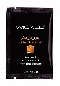 Aqua - Salted Caramel Packette - 0.10oz