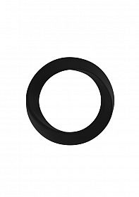 Infinity - Thin - Medium Cockring - Black