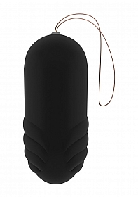 Angel Vibrating Egg - Black