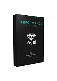 Level Performance Condoms - 24x