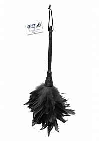 Frisky Feather Duster - Black
