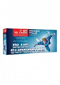 Blue Superstar