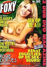 Foxy DVD 30 Sex Op De A1