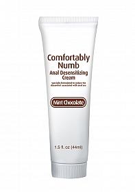 Anal Desensitizing Cream - Chocolate Mint - 1.5 oz.