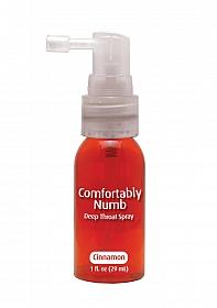 Comfortably Numb Deep Throat Spray - Cinnamon