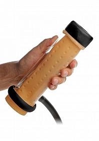Textured Milker Cylinder - Skin