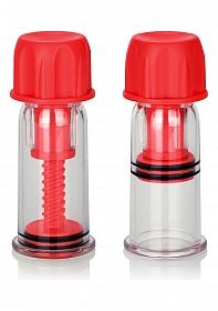 Nipple Pro-Suckers - Red