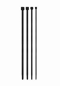Urethral Sounding Dilator Set - Black