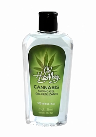 OH! HOLY MARY Cannabis Sliding Gel - 100ml