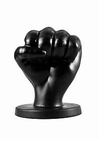 All Black Fist 16.5 cm - Black