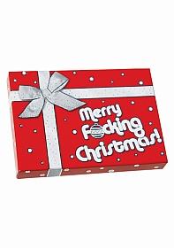 Merry Fucking Christmas! Candy Box - 3.6 oz / 103 grams