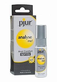 Pjur Analyse Me! - Spray - 20 ml