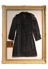 Hugh Hefner - Trench Coat