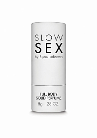 Slow Sex - Full Body Solid Perfume - 8gr