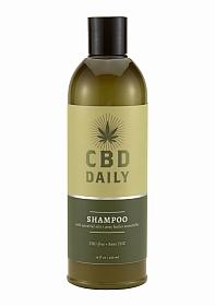 CBD Daily  Shampoo - 16 oz / 473 ml