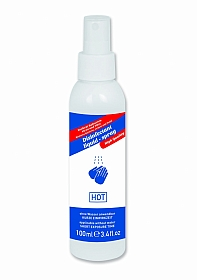 Alcoholic Hand Disinfectant Spray - 100 ml