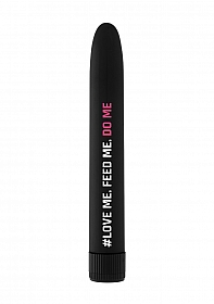 #Loveme.feedme.dome - Black