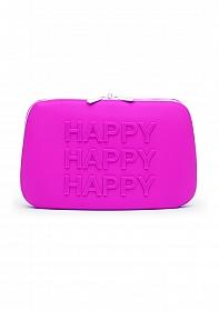 HAPPY Large Storage Bag - Purple