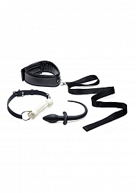 Puppy Play Set - Black