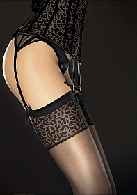 ANTERA Stockings 20 den - Black